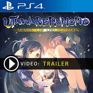 Utawarerumono Mask of Truth PS4 Precios Digitales o Edición Física