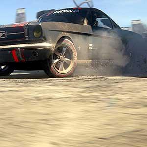 intense 8-way races