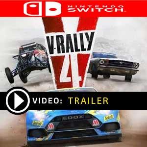 Comprar V-Rally 4 Nintendo Switch Barato comparar precios