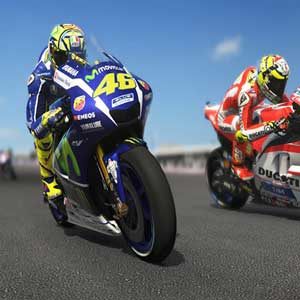 Valentino Rossi The Game Raza
