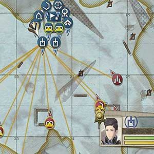 Valkyria Chronicles Map