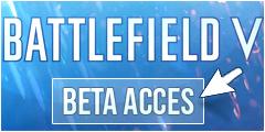 Battlefield beta access