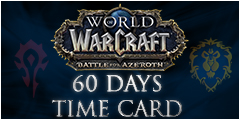WoW 60 days access