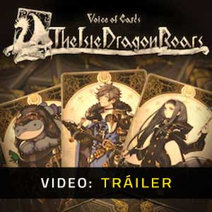 Voice of Cards The Isle Dragon Roars Vídeo En Tráiler