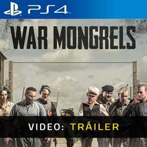 War Mongrels PS4 Vídeo En Tráiler
