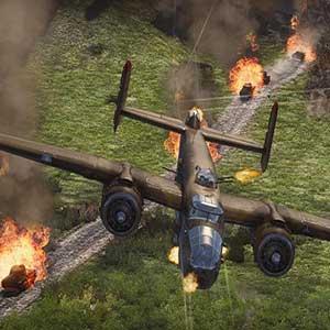 helicópteros de ataque