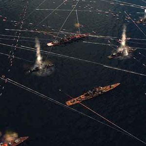 Naves de Guerra Navales