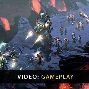 Warhammer 40K Dawn of War 3 Video Gameplay