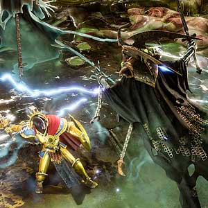 Warhammer Age of Sigmar Storm Ground Barrera