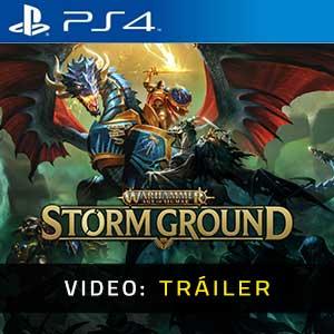 Warhammer Age Of Sigmar Storm Ground Vídeo del tráiler
