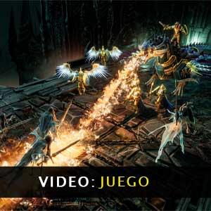 Warhammer Age of Sigmar Storm Ground video de juego