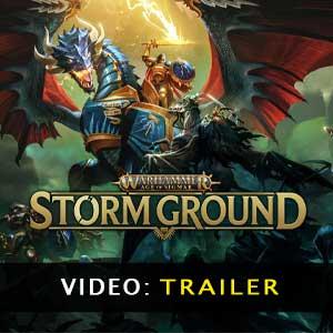Warhammer Age of Sigmar Storm Ground video trailer