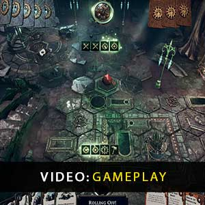 Warhammer Underworlds Online Gameplay Video