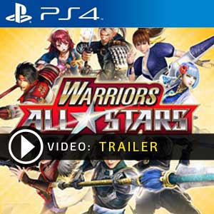 Warriors All-Stars PS4 Precios Digitales o Edición Física