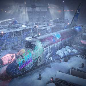 Wasteland 3 - snow-worthy vehicle