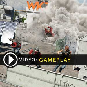 Watch Dogs 2 Gameplay Video