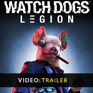 Watch Dogs Legion Trailer Video
