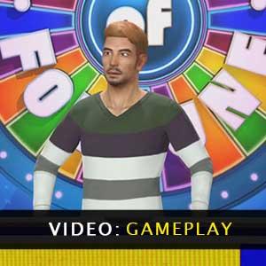 WHEEL OF FORTUNE Gameplay Video