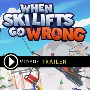 Comprar When Ski Lifts Go Wrong CD Key Comparar Precios