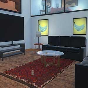 Casa salón