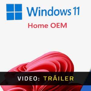 Windows 11 Home OEM Vídeo En Tráiler