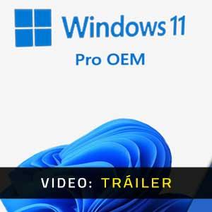 Windows 11 Pro OEM Vídeo En Tráiler