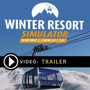 Comprar Winter Resort Simulator CD Key Comparar Precios