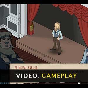 Wintermoor Tactics Club Video de juego