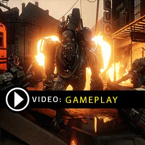 Wolfenstein 2 Youngblood Xbox One Gameplay Video