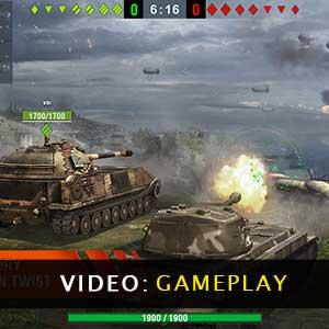 World of Tanks Blitz Gameplay Video