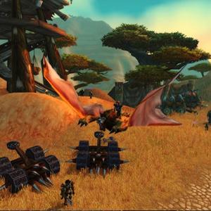 World of Warcraft - Catapulta
