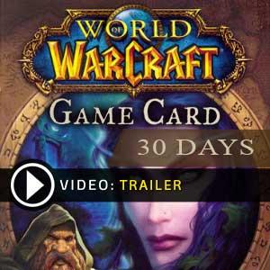 Comprar World of Warcraft 30 Dias Tarjeta Prepago Comparar Precios