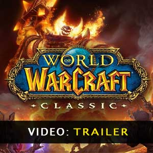 World of Warcraft Classic video trailer