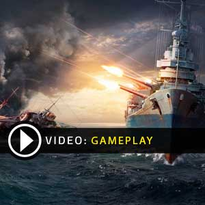 World Of Warships Welcome Pack gameplay