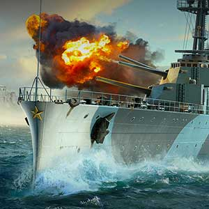 World Of Warships Welcome Pack Premium tier 5 Genova