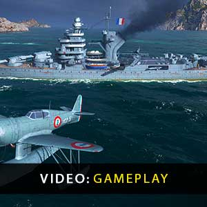 World of Warships Premium Starter Pack Gameplay Video