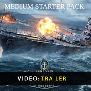 Comprar World of Warships Medium Starter Pack CD Key Comparar Precios