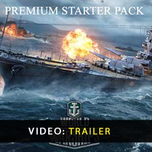 World of Warships Premium Starter Pack
