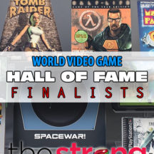 Aqui tienes a los nominados para el World Video Game Hall of Fame