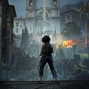 World War Z Aftermath Ciudad Del Vaticano