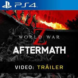 World War Z Aftermath PS4 Vídeo En Tráiler