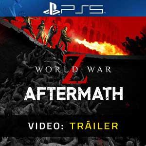 World War Z Aftermath PS5 Vídeo En Tráiler