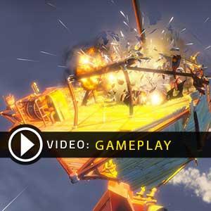 Worlds Adrift Gameplay Video