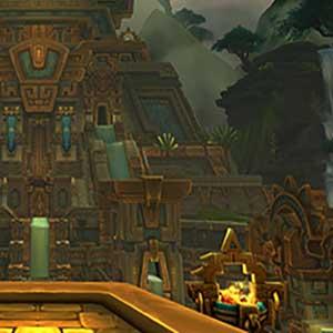 Explora dos reinos legendarios
