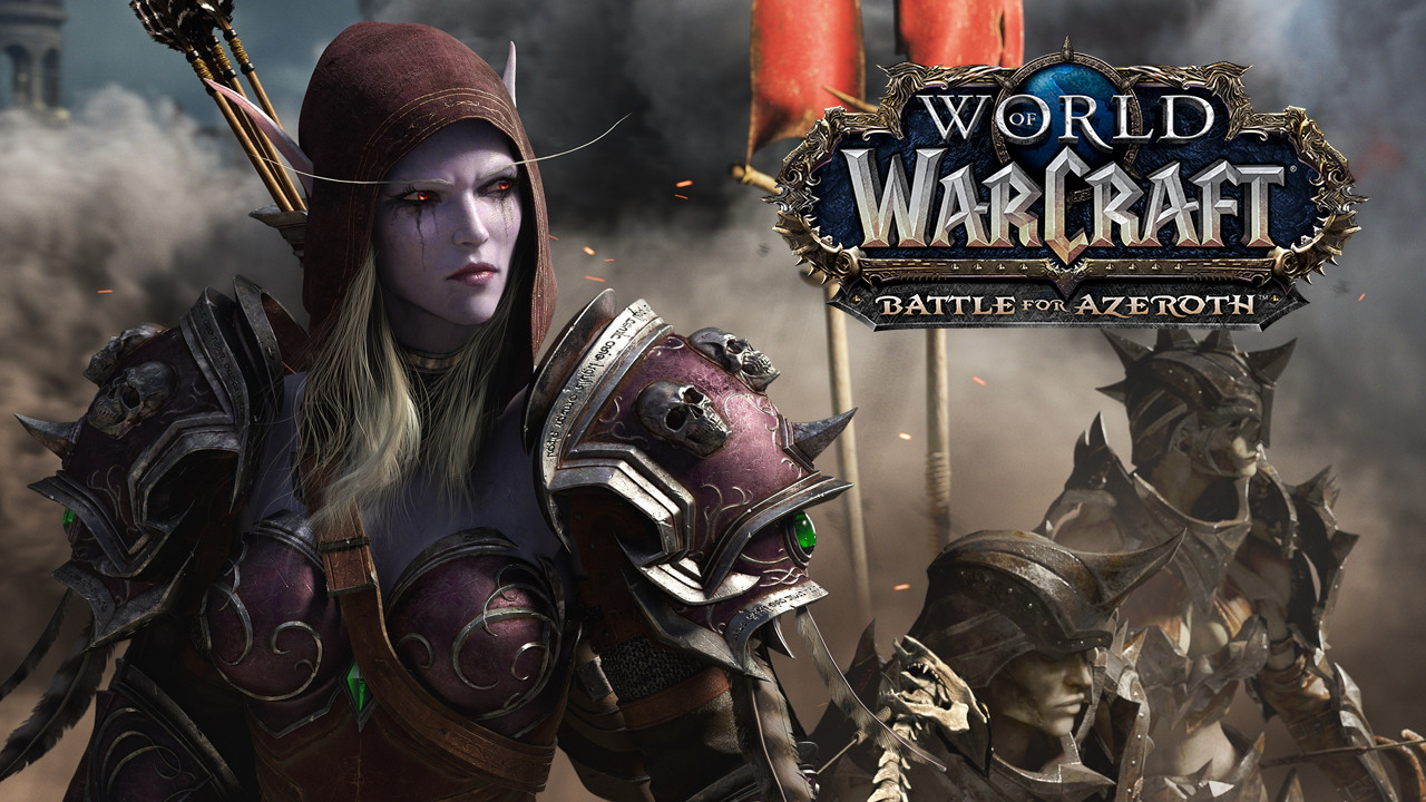WOW Battle for Azeroth