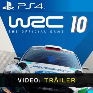 WRC 10 FIA World Rally Championship PS4 Vídeo En Tráiler