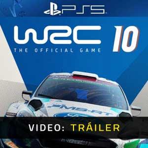 WRC 10 FIA World Rally Championship PS5 Vídeo En Tráiler