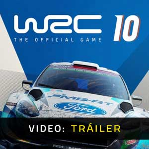 WRC 10 FIA World Rally Championship Vídeo En Tráiler