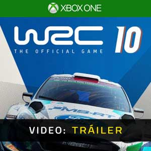 WRC 10 FIA World Rally Championship Xbox One Vídeo En Tráiler