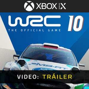 WRC 10 FIA World Rally Championship Xbox Series X Vídeo En Tráiler